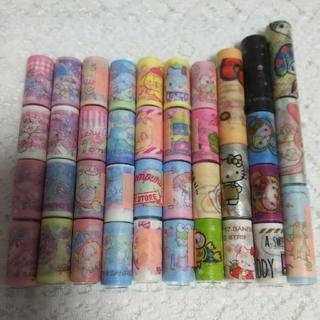マスキングテープ サンリオ 38種類×30㎝