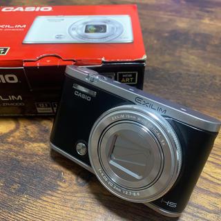 カシオ(CASIO)のデジカメ EX ZR4000(コンパクトデジタルカメラ)