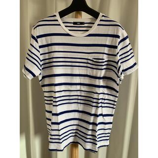 ハレ(HARE)のHARE ハレ ボーダーTシャツ サイズM(Tシャツ/カットソー(半袖/袖なし))
