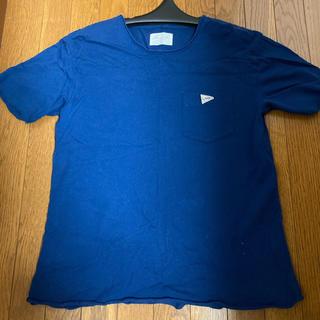 ドアーズ(DOORS / URBAN RESEARCH)のアーバンリサーチドアーズ 裏毛ポケットtシャツ(Tシャツ/カットソー(半袖/袖なし))