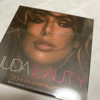 セフォラ(Sephora)のhuda beauty * ハイライトパレット(フェイスカラー)