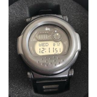 ステューシー(STUSSY)の◉お盆セール◉ stussy×G-SHOCK コラボ腕時計 ジェイソン 専用缶(腕時計(デジタル))