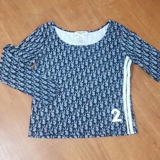 クリスチャンディオール(Christian Dior)のクリスチャンディオール Tシャツ 憧れの全面トロッター 未使用(Tシャツ(長袖/七分))
