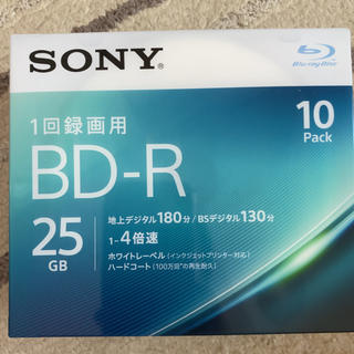 ソニー(SONY)のSONY 10BNR1VJPS4(その他)