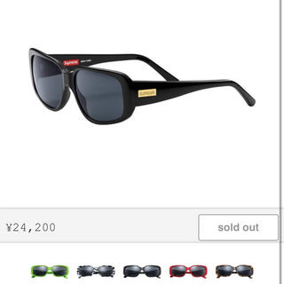 Supreme - 送料込み Supreme royce sunglasses black