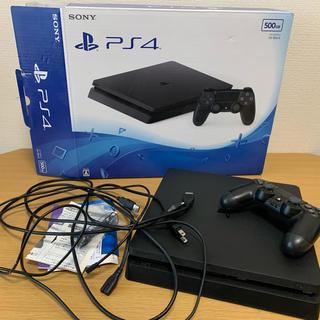 PlayStation4 - PS4 500GB CUH-2000A B01 ジェットブラック