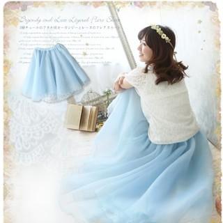 フェイバリット(Favorite)の◎新品・未使用◎ Favorite フレアスカート(ひざ丈スカート)