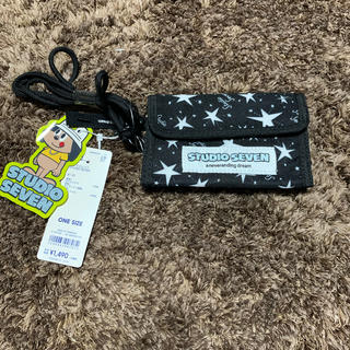 ジーユー(GU)のジーユー GU  ミニウォレット 財布(折り財布)
