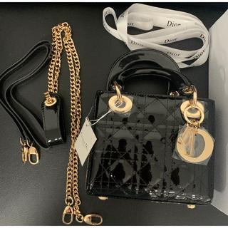 Dior - Dior レディディオール ハンドバッグ ミニ
