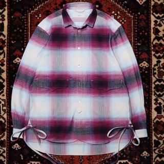 ジョンローレンスサリバン(JOHN LAWRENCE SULLIVAN)のsugarhill shirt pink size2(シャツ)