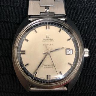 オメガ(OMEGA)のオメガ シーマスター コスミック  自動巻き 『TURLER/チューラー』(腕時計(アナログ))