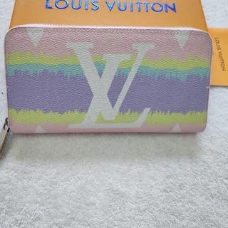 LOUIS VUITTON - 🍭限定 即納、セール ルイ ヴィトン  長財布  小銭入れ