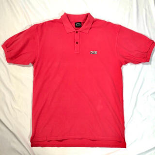 VANS polo shirt over-size