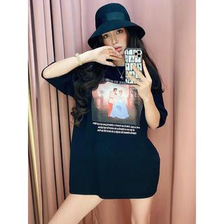 エイミーイストワール(eimy istoire)のeimyistoire Cinderella dress オーバーTシャツ  (Tシャツ/カットソー(半袖/袖なし))