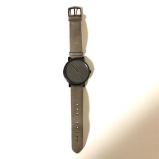 タイメックス(TIMEX)のTIMEX  腕時計 グレー(腕時計(アナログ))
