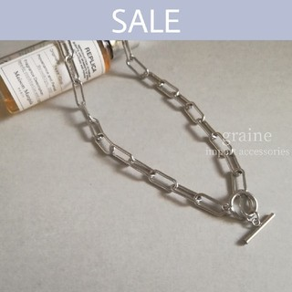 Ron Herman - 【再入荷】stainless chain necklace ① 🌠 即購入NG