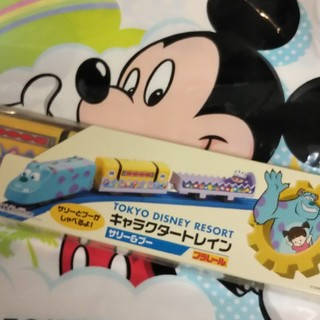 Disney - サウンド付トレイン🚂サリー&ブー  3両セット