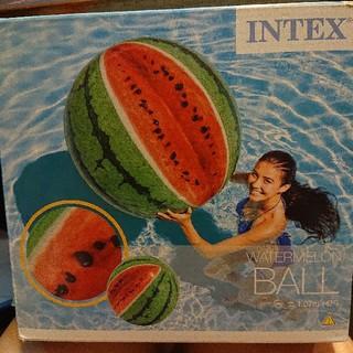 トイザらス - 新品未使用 インテックス ビーチボール
