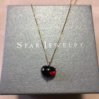 STAR JEWELRY - スタージュエリー  ネックレス  K18