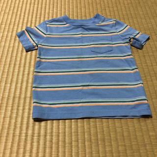 ベビーギャップ(babyGAP)のボーダー Tシャツ (Tシャツ)