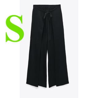 ZARA - *人気完売商品*ZARA パレオスタイルパンツ