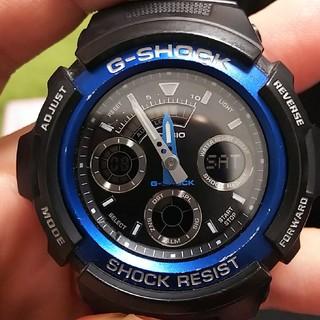 ジーショック(G-SHOCK)のCASIOG-SHOCK(G-ショック) AW-591-2AJF(腕時計(デジタル))