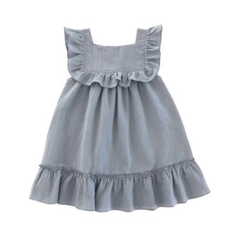 Caramel baby&child  - liilu Lina dress ワンピース 新品タグ付き 2-4y