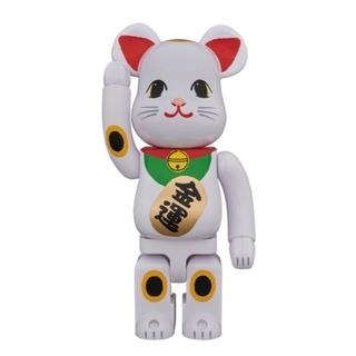MEDICOM TOY - ベアブリック BE@RBRICK 招き猫 白 金運 400% スカイツリー