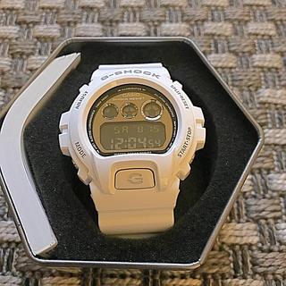カシオ(CASIO)のG-SHOCK  DW-6900NB-7DR ホワイト(腕時計(デジタル))