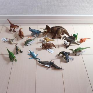 カイヨウドウ(海洋堂)のMiniature planet ミニチュアプラネット まとめ売り 恐竜 13種(その他)