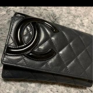 CHANEL - CHANEL 折りたたみ財布
