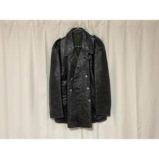 ジョンローレンスサリバン(JOHN LAWRENCE SULLIVAN)のUsed police leather coat(レザージャケット)