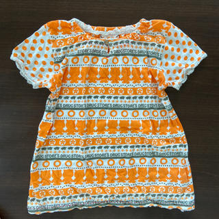 ドラッグストアーズ(drug store's)のドラッグストアーズ Tシャツ ぶた 100cm(Tシャツ/カットソー)