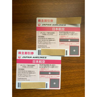 ジャル(ニホンコウクウ)(JAL(日本航空))のJAL割引券(パック割引付き)(航空券)