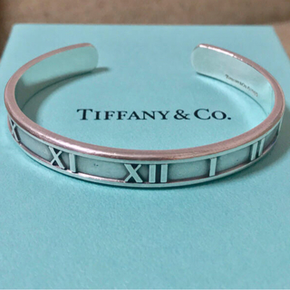 Tiffany & Co. - ティファニー TIFFANY&Co. アトラスバングル atlas カフ