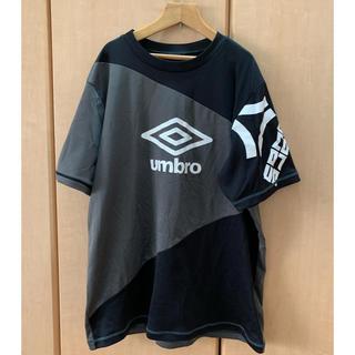 UMBRO - アンブロ プラシャツ