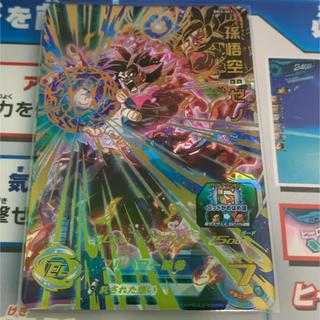 ドラゴンボール - ドラゴンボールヒーローズ  BM3-061 孫悟空:ゼノ UR