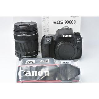 Canon - ★極美品★ Canon EOS 9000D 高倍率ズームレンズセット