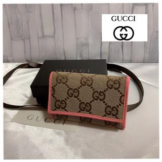 Gucci - GUCCI キーケース 正規品