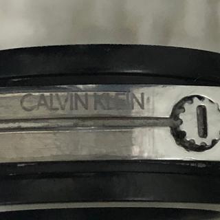 カルバンクライン(Calvin Klein)のカルバンクライン指輪(リング(指輪))
