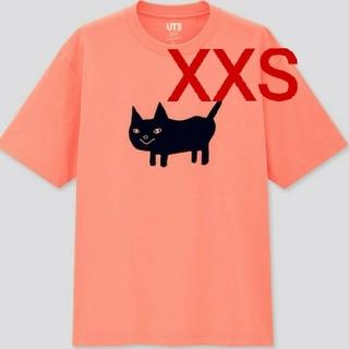 ユニクロ(UNIQLO)のXXSサイズ★米津玄師さん × ユニクロ UT グラフィックTシャツ(ピンク) (Tシャツ/カットソー(半袖/袖なし))