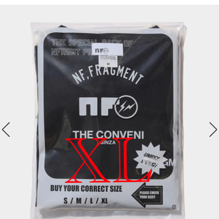 FRAGMENT - THE CONVENI NFRGMT PACK TEE XLサイズ