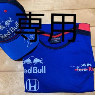 HondaレッドブルRedBullトロロッソ2019チーム Tシャツ Mサイズ