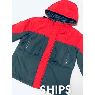 シップス(SHIPS)のシップス SHIPS アウター ジャケット 美品 110(ジャケット/上着)