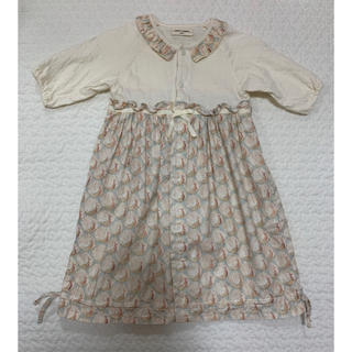 sense of wonder - SENSE OF WONDER センスオブワンダー 女の子ロンパース 50-70