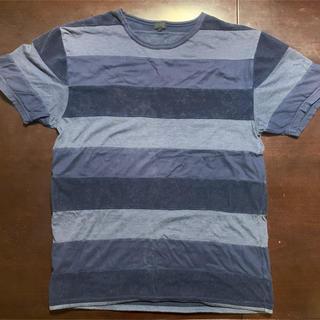 BEAMS - BEAMSパッチワークボーダーTシャツ ビームスSHIPS