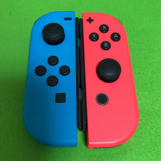 Nintendo Switch - 【動作品】Switch ジョイコン 左右 セット