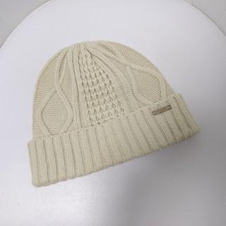ディーゼル(DIESEL)の美品!DIESELのニット帽(ニット帽/ビーニー)