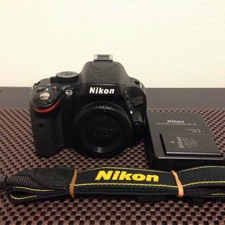 Nikon - 【中古美品】♡Nikon ニコン D5100♡