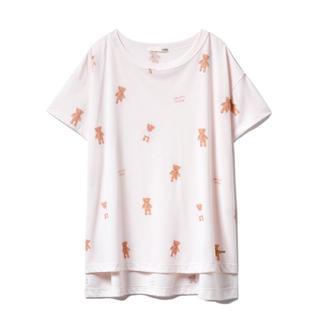 gelato pique - 新品 今季 ベアTシャツ クマ柄 テディベア